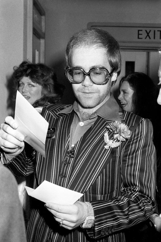 We're Celebrating Elton John's 70th Birthday With 70 Beautiful And Rare Pics Of The Rocket Man
