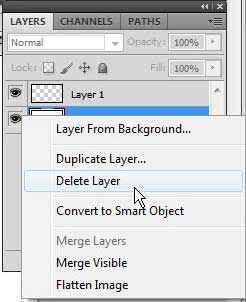 how to change photo background in photoshop cs5