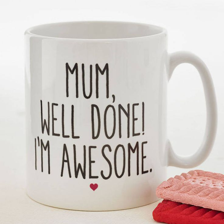 mother's day mug by kelly connor designs | notonthehighstreet.com