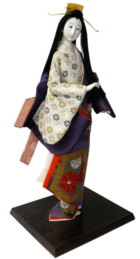Japanese Long Hair Beauty Doll 1950 S Japanese Dolls