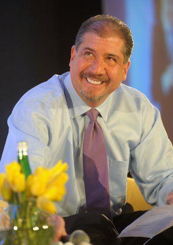 Mark Weinberger, Globalny Prezes EY