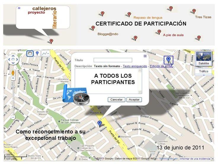 EL PROYECTO - CALLEJEROS LITERARIOS