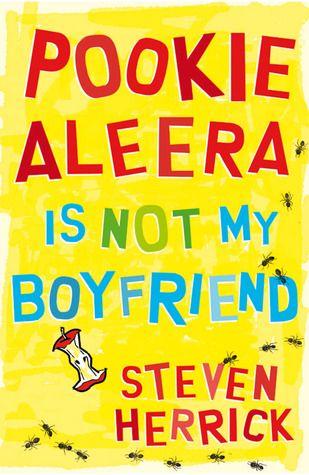 Pookie Aleera Is Not My Boyfriend by Steven Herrick