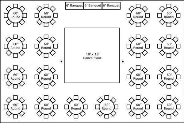 17 best images about seating layouts on pinterest under for Wedding tent layout tool