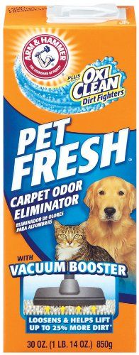 Arm and Hammer Carpet & Room Pet Fresh Odor Eliminator - «Ughh, this is terrible! Smell refuses to go away!» | Consumer reviews