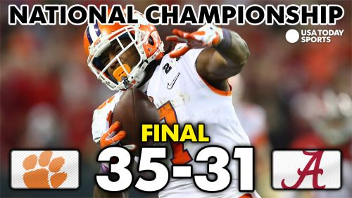 Clemson was the better team — on both sides of the ball. And while they say defense wins championship, having arguably the best quarterback in college football on your side helps, too. Over and over,...
