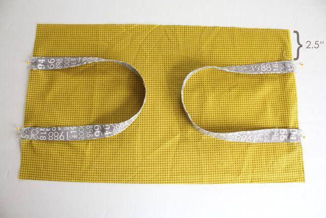 Diary of a Quilter – a quilt blog: Easy Fat Quarter Bag Tutorial