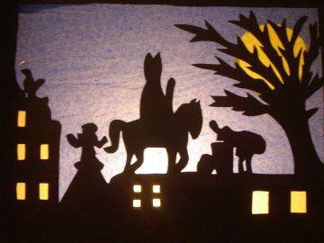 Antroposofie en het Kind • Transparanten voor Sinterklaas