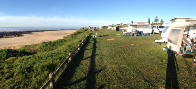 An awesome weekend camping at Jeffrey's Bay Caravan Park. See More: http://www.where2stay-southafrica.com/blog/destinations/weekend-camping-in-jeffreys-bay