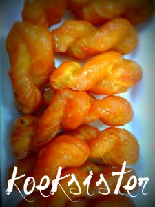 Koeksister - Sweet, crunchy deliciousness
