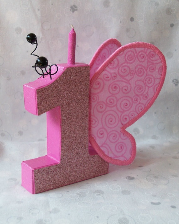 I am so making this for baby girls first birthday