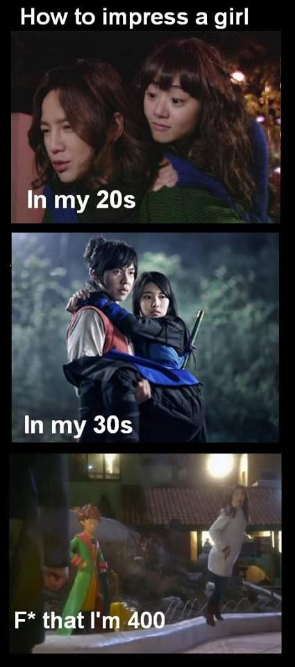 """LOL """"My Love From Another Star"""" definitely wins #Kdrama #KdramaHumor"""