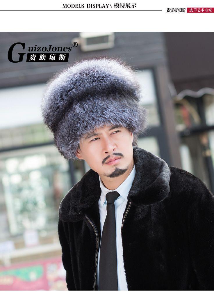 Aliexpress.com : Hochwertige fox pelzmütze männer großen schwanz Mongolei pelzmütze und pelzmütze von verlässlichen hut kopfhörer-Lieferanten auf Ebuy Mall kaufen