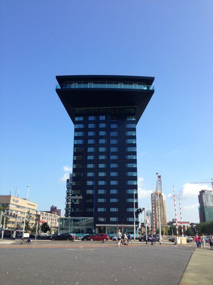 Inntel Hotels Rotterdam Centre in Rotterdam, Zuid-Holland