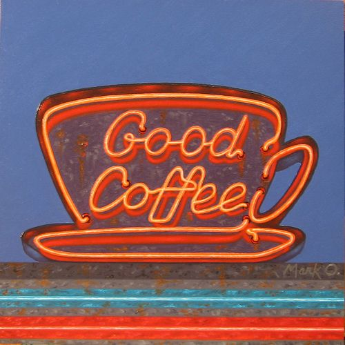 Good Coffee (Bendix Diner) by mark.oberndorf, via Flickr. Hasbrouck Heights, NJ