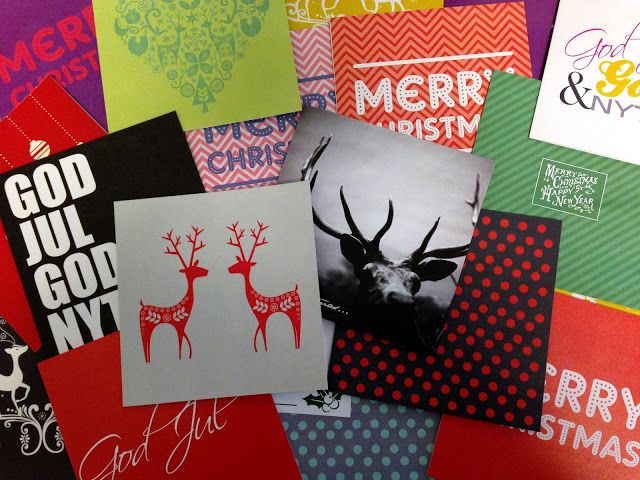 Nice Christmas cards..!