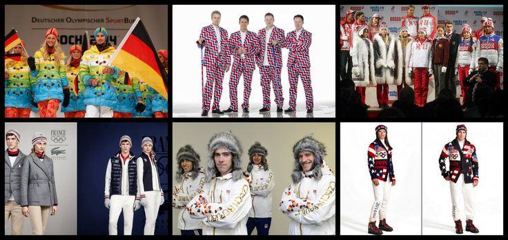 Zimní olympiáda se blíží, tak se pojďme trochu podívat na různé olympijské kolekce. Jaká kolekce se ti líbí nejvíc? :)