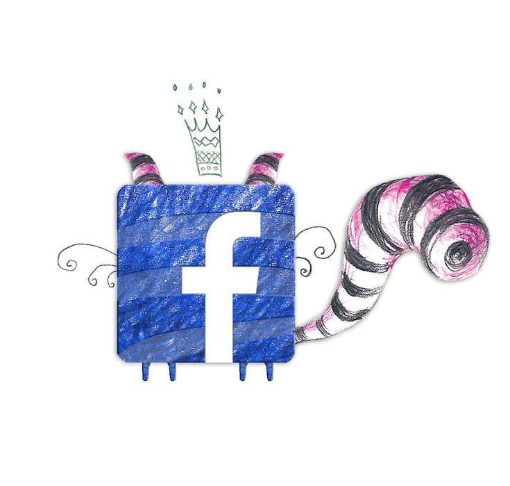 O insigna Facebook pisicească / Catish Facebook online badge - by Gratiela Aolariti