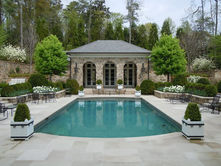 Best Pool Ideas Images On Pinterest Pool Ideas Backyard - House with garden and swimming pool