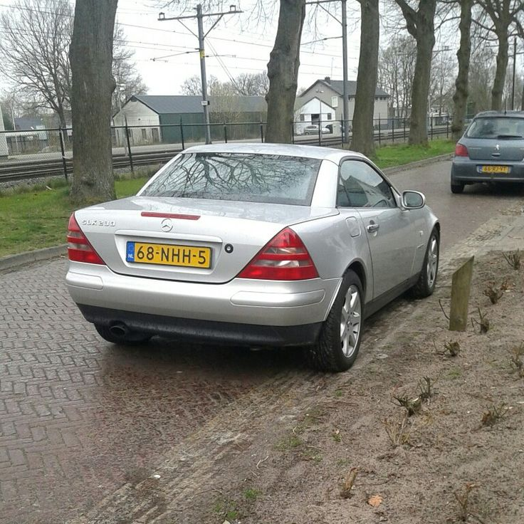 Mercedes Slk 230 / 1998