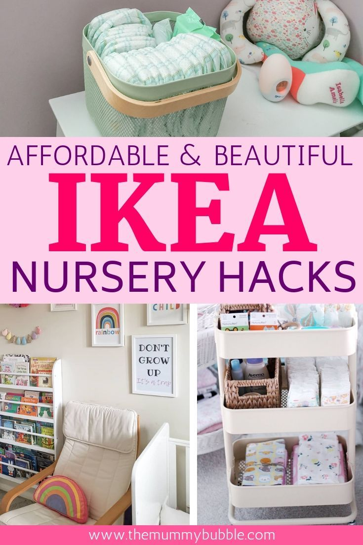 Genius IKEA nursery ideas The Mummy