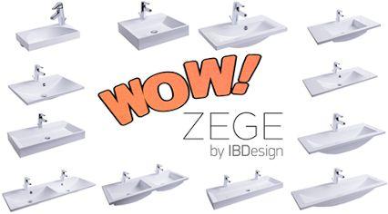 ZEGE by IBDesign!  Szögletes formákra vágysz? :)  A Zege by IBDesign tökéletes lesz számodra. Most már nem csak a katalógusban, és az interneten tudod megnézni, hanem kiállításra is került a budapesti mintatermünkben! Gyere, látogass el hozzánk, vagy vásárold meg országszerte viszonteladóinktól!