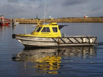 Kangaroo - TAMS For more details, visit: http://seacogs.com/Vessels/Vessel?ID=134 #workboat #multipurpose #SEACOGS #TAMS