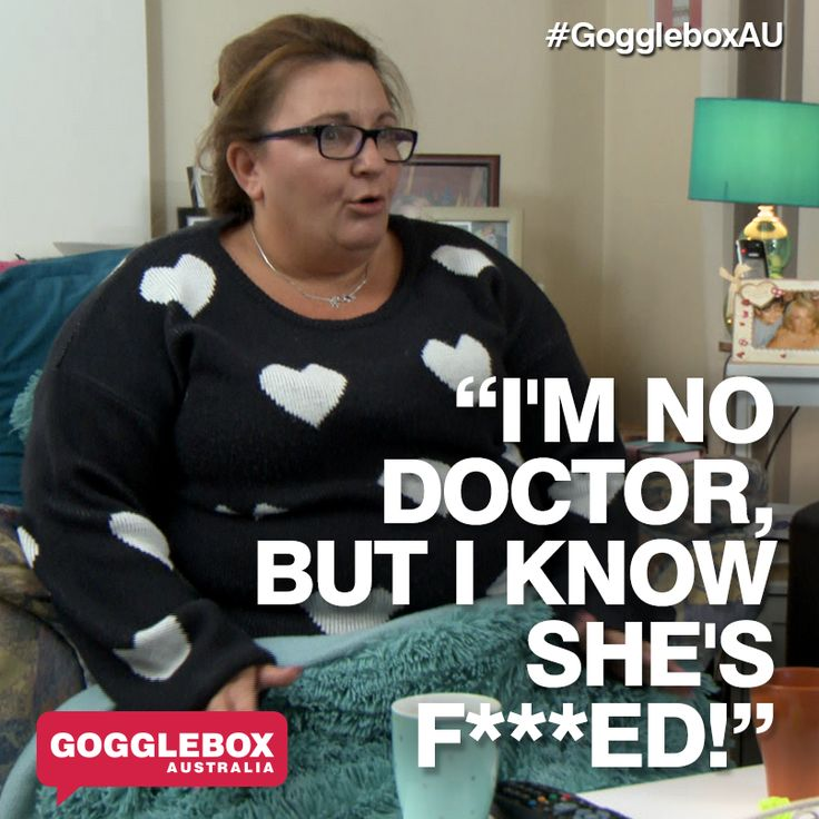Gogglebox Australia - Anastasia and Faye