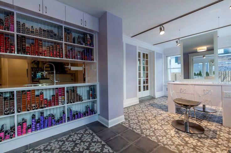 466 Best Images About Salon Interiors On Pinterest