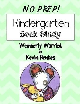 This packet includes several different writing and reading comprehension activities to go along with the book Wemberly Worried by Kevin Henkes.Can be used for guided reading, small group instruction, homework, or literacy centers.The packet includes:Design It: Create your own book coverStory Map: Setting, Characters, & PlotWhat happened?: Story SequencingYour Opinion Matters: Favorite Part of the StoryWhy Why Why?: Making InferencesWhy Worry?: Why does Wemberly worry?Text to Self Connecti...