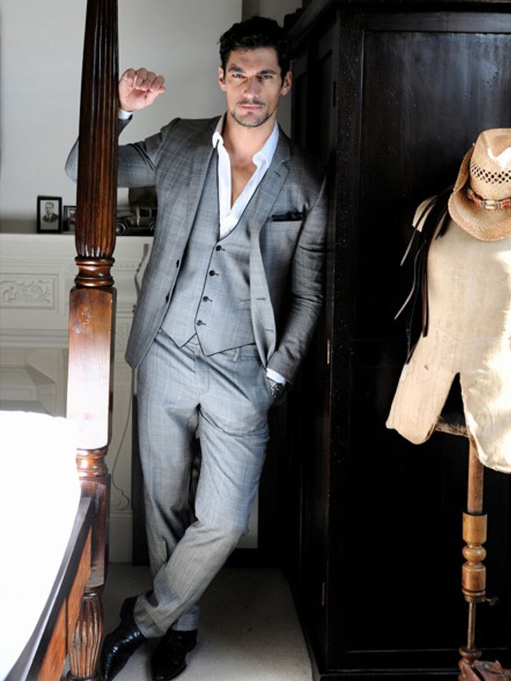 Armani Three Piece Suits