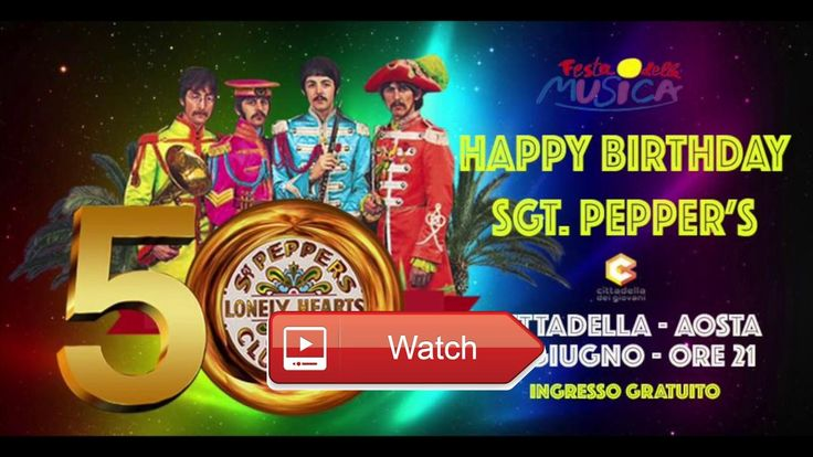 LADY BARBARA GUS sing THE BEATLES Let it be  LADY BARBARA GUS sing THE BEATLES Let it be In occasione di Happy Birthday Sgt Pepper's l'evento che si terr il 1 g