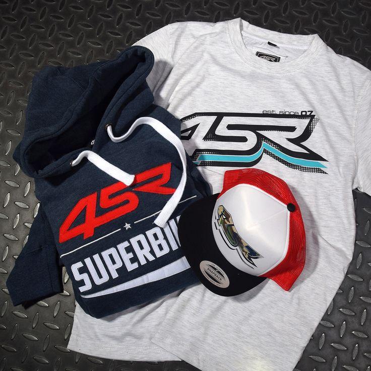 Camo Snapback Cap + Superbike Hoodie & Blue Water T-Shirt