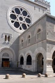 la sinangoga di Trieste, una delle più grandi d'Europa