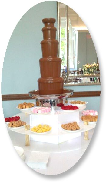 We are the No.1 Chocolate Fountain Hire - Birmingham & the West Midlands. As one of the most established in the business we guarantee satisfaction.