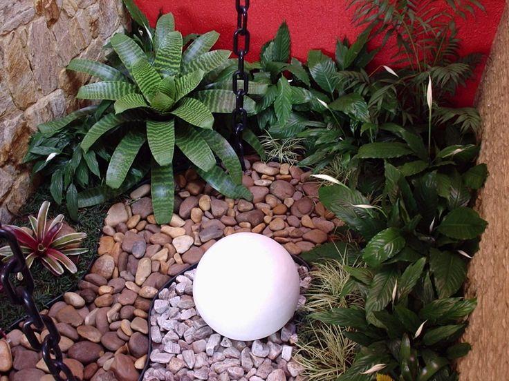 Harmonia na vida e no jardim: alguns conselhos feng shui.