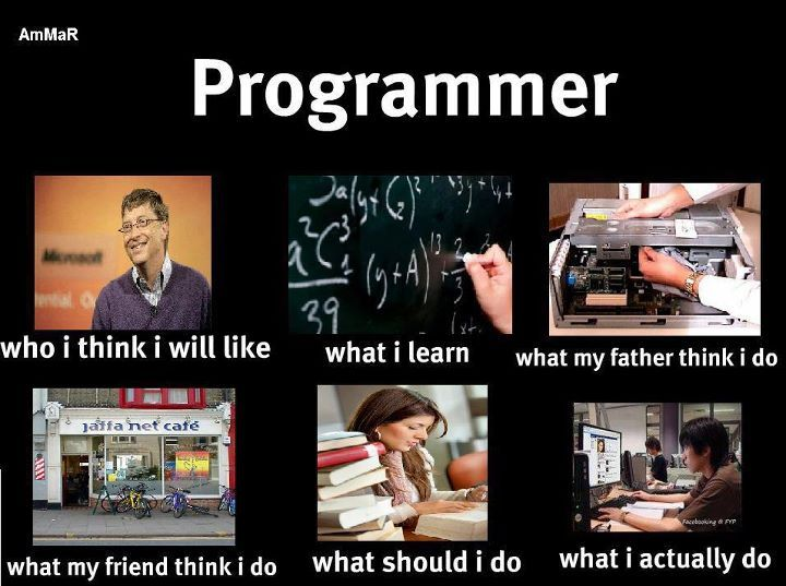 Programmers As They Are Software Development Can Be Fun