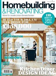 Homebuilding & Renovatign magazine January 2017