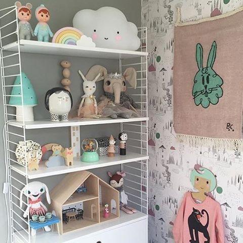 """Amazingness"" 😍 #pixistuff #kidsdecor #kidsdesign #kidsroom #kids #kidslife #kinderkamer #shelfiedisplay #pastell #rainbow #barnrum #barnerom #barnrummet #kidsperation #kinderzimmer #barnerommet #finabarnsaker #barabarnrum #familylivingfint #pastel #pink #kawaii #cute #kidsinterior #toddler #kitch Pic cred @willieandmillie 👌🏻"