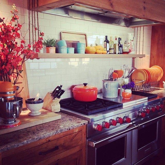 Ree Drummond Kitchen Design