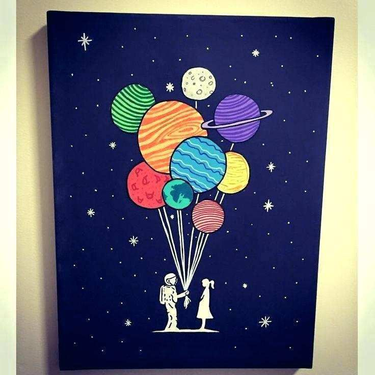 50 Painting Ideas Tumblr Galaxy Painting Cool Drawings Disney Art