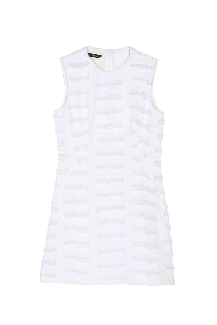 <p>A Danielle Romeril bestseller:</p><p>White Italian Cutwork Cotton dress with flattering style lines and ...