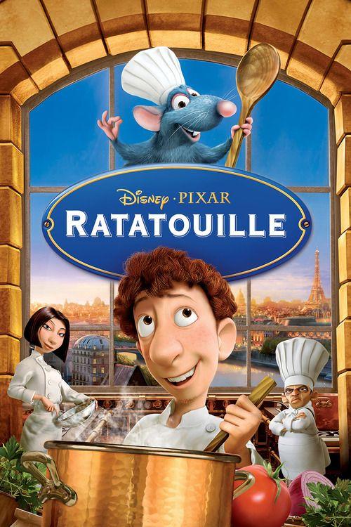 Watch Ratatouille Full-Movie