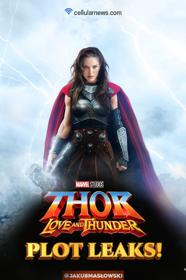 Shocking Plot Leaks Of Thor Love And Thunder In 2020 The Mighty Thor Marvel Marvel Thor