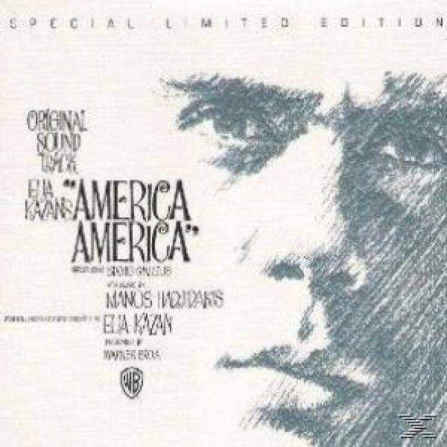 ΧΑΤΖΙΔΑΚΙΣ ΜΑΝΟΣ / AMERICA AMERICA - CD