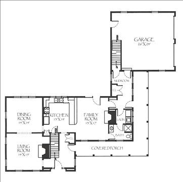 86 best future addition ideas images on pinterest for House plans with future additions