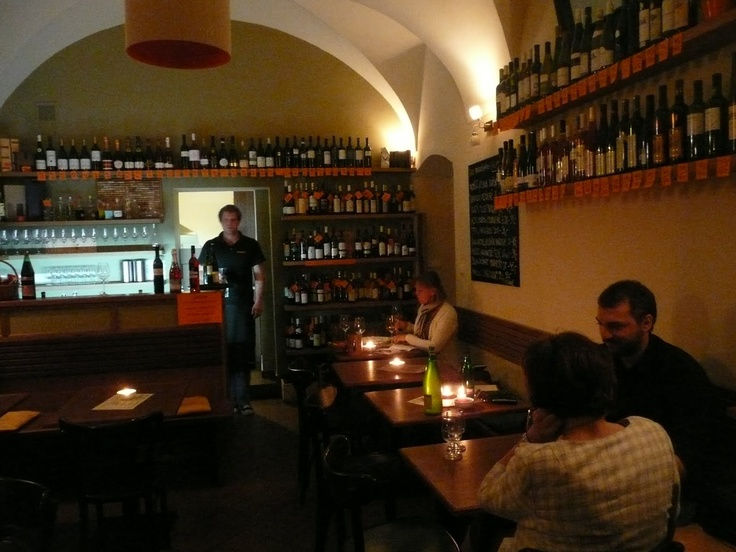 Vinograf, Wine Bar, Prague