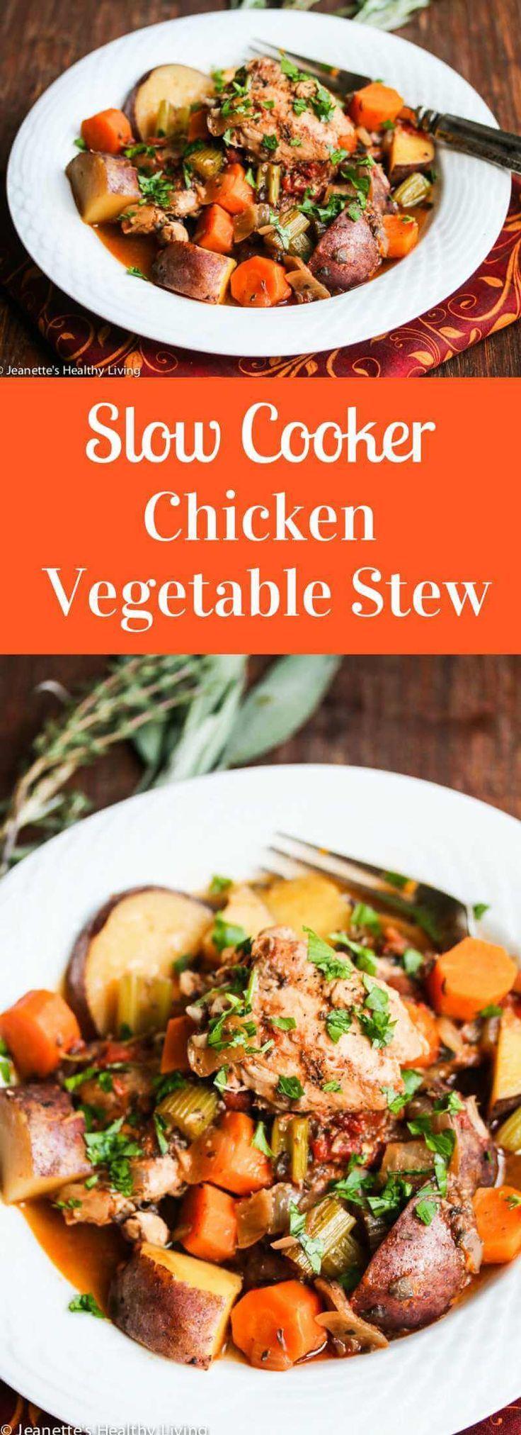 Best 20+ Chicken Vegetable Stew ideas on Pinterest
