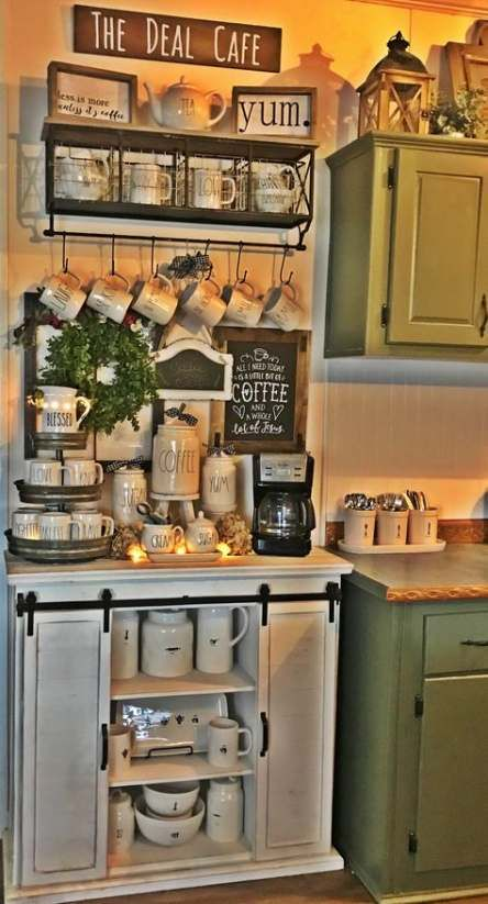 40 ideas for farmhouse coffee bar hobby lobby kitchen decor hobby lobby farmhouse kitchen on kitchen decor themes hobby lobby id=59099