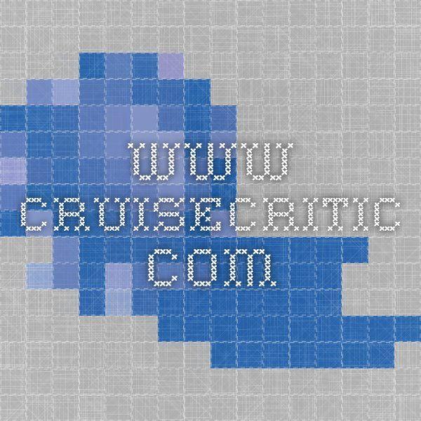 Cheap cruise deals at www.cruisecritic.com
